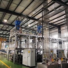 灵鸽可降解塑料专用配料供料系统,助力环保政策落地,为可降解塑料生产提供高品质生产设备